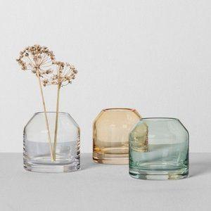 Hearth and Hand 7 pc. Amber Mini Jug Bud Vase